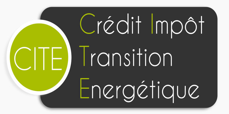 Cite le cr dit d 39 imp t pour la transition nerg tique - Credit d impot transition energetique ...